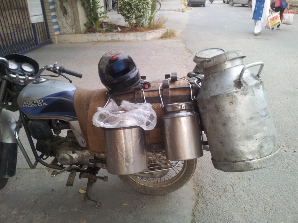 milk motor