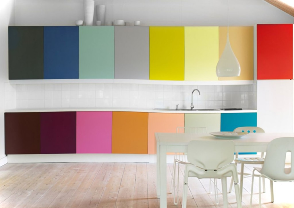 Nice Kitchen Colors 15 ways to keep your kitchen organised | getting easy