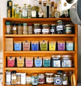 If You Put Spices (for Cooking) Near The Stove, Make Sure They Will Stay  Cool And Dry. Heat And Moisture Will Spoil The Flavor, And You Will Have To  Replace ...